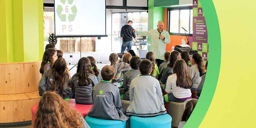 Educação ambiental no Paraná