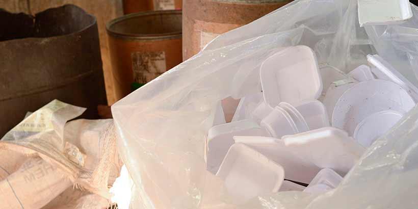 Reciclagem: O destino ambientalmente correto do EPS